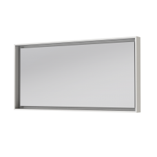Botticelli серия Torino, дзеркальна панель TrM -100 , цвет белый