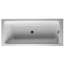 Duravit 700099000000000 D-Code Ванна 170*75см, слив по центру