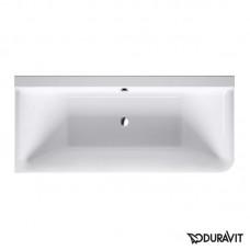 Duravit 700379000000000 P3 Comforts Ванна 1800*800мм, угол слева +панель