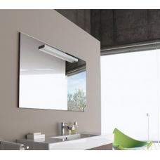 Duravit LM961637 Fogo Зеркало со светильником 100 см Цвет Белый Алюминий