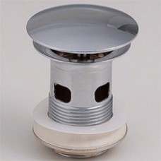 Flaminia PLSG Клапан стока, Stop & Go, с металлической накладкой, цвет-хром