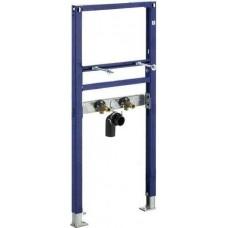 Geberit 111.434.00.1  Duofix монтажный элемент для подвесного умывальника, высота 112 см