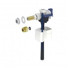 Geberit 136.724.00.3 Впускной клапан  Тип 333, подвод воды с боку, 3/8 и 1/2, ниппель из латуни