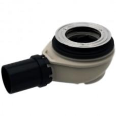 Geberit 150.550.00.1 Сифон для душевого поддона d90, высота гидрозатвора 50 мм, d50 мм PE-HD (без накладки 150.265.21.1)