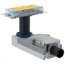 Geberit 154.150.00.1 Корпус дренажного канала CleanLine, конструкции пола высотой от 90 мм