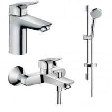 Hansgrohe 71400111 Logis Набор смесителей для ванны