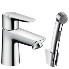 Hansgrohe 71729000 Talis E Смеситель для раковины с гигиеническим душем