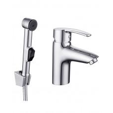 Imprese HORAK 05170BT набор для биде (смеситель 05170 + гигиенический душ с держателем  + шланг 1,5 м)