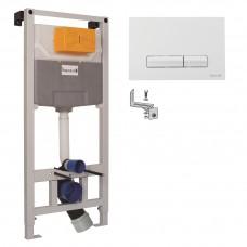 Imprese i9109 Комплект инсталляции 3 в 1 (PANI клавиша белая)