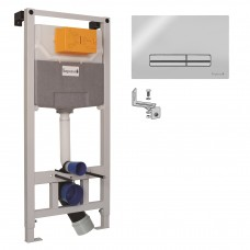 Imprese i9120 Комплект инсталляции 3 в 1 (PANI хром)