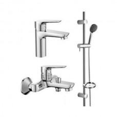 Imprese kit20080 Набор смесителей для ванны (3 в 1)