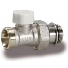 Luxor 11262100 Кран радиаторный отсекающий проходной 1/2