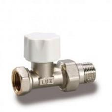 Luxor 12222100 Кран радиаторный термостатический проходной 1/2
