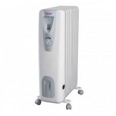 Радиатор масляный Tesy 2,0 кВт, 8 секций