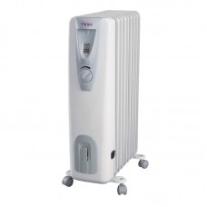 Радиатор масляный Tesy 2,5 кВт, 10 секций