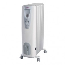 Радиатор масляный Tesy 2,5 кВт, 12 секций
