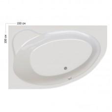 Ванна Ravak ASYMMETRIC II 150 L (CB31000000)