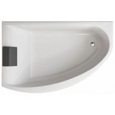 Ванна асимметричная KOLO MIRRA 170х110 см, левая