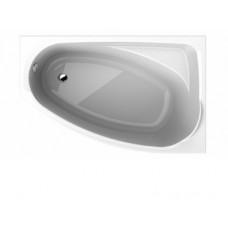 Ванна асимметричная KOLO MYSTERY 140х90 см, правая