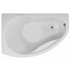 Ванна асимметричная KOLO PROMISE 150х100 см, левая