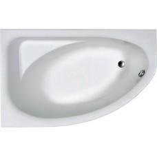 Ванна асимметричная KOLO SPRING 160х100 см, левая