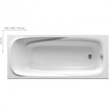 Ванна прямоугольная Ravak Vanda II 160x70 см (CP11000000)