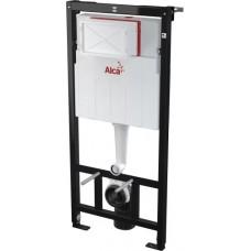 Скрытая система инсталляции для подвесного унитаза AlcaPlast AM101/1120 Sadromodul