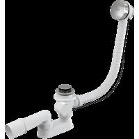 Alcaplast A55KM-57 Сифон для стандартной ванны , гофра 57 см