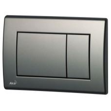 Кнопка управления AlcaPlast M277 черная (антрацит)
