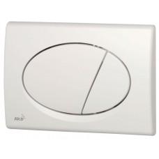 Кнопка управления AlcaPlast M70 белая