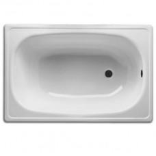 Стальная прямоугольная ванна KollerPool 105х70 см без сидения