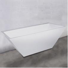Ванна Fancy Marble Edward из литого камня. Размер ванны 1804х796х590 мм