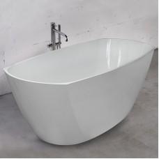 Ванна Fancy Marble Albert из литого камня. Размер ванны 1750х785х640 мм