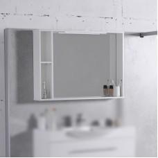 Зеркало для ванной комнаты Fancy Marble, модель MC-980 , цвет на быбор : белый или венге