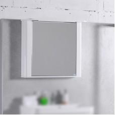 Зеркало для ванной Fancy Marble модель MC-800 Carla , цвет на быбор : белый или венге. Размер 760х700х270 мм