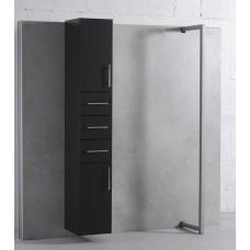 Пенал для ванной комнаты Fancy Marble, модель SC-2. Размер пенала 300х1830х370 мм