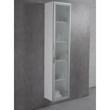 Пенал для ванной комнаты Fancy Marble, модель SCG. Размер пенала 380х1723х280 мм