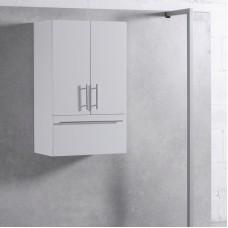 Пенал для ванной комнаты Fancy Marble, модель SCLM. Размер пенала 600х1000х404 мм
