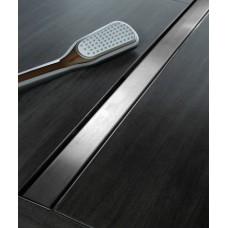 Душевой цельнометаллический трап (дренажный канал) Cedor Super Slim Idea 70 см