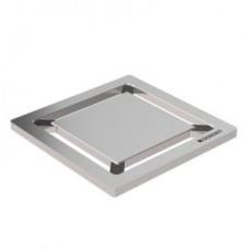 Geberit CleanLine 154.312.00.1 Дизайнерская решетка квадрат для душевого трапа