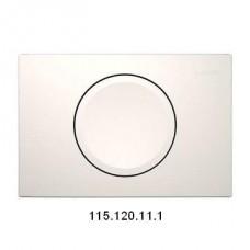 Смывнaя клавиша Geberit Delta11 115.120.11.1 (белая)
