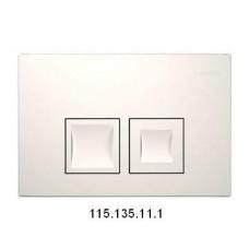 Смывная клавиша Geberit Delta50 115.135.11.1 (белая)