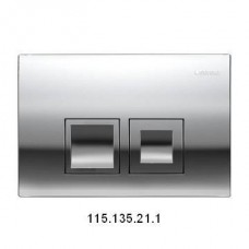 Смывная клавиша Geberit Delta50 115.135.21.1 (хром глянцевый)