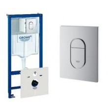 Grohe Rapid SL 38929000 Инсталляционная система для унитаза 4 в 1