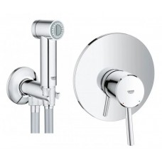 Grohe CONCETTO 26332007 Гигиенический душ скрытого монтажа