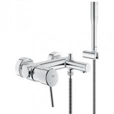 Grohe Concetto 32212001 Смеситель для ванны с душевым гарнитуром EUPHORIA