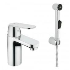 Grohe Eurosmart Cosmopolitan 23125000 Смеситель для умывальника с гигиеническим душем