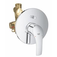 Grohe Eurosmart New 33305002 Смеситель врезной для ванны со скрытым механизмом
