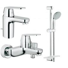 Grohe Eurosmart Cosmopolitan 126111S акционный набор для ванны (32825000+32831000+27926000)