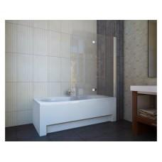 Шторка для ванны Koller Pool QP97 (правосторонняя) 1150x1400 хром , матовое стекло